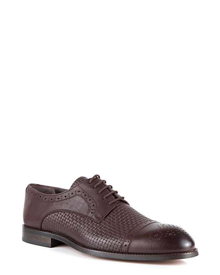 D'S Damat Formal Shoes Brown