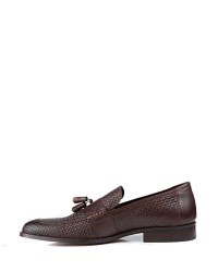 D'S Damat Formal Shoes Brown - Thumbnail