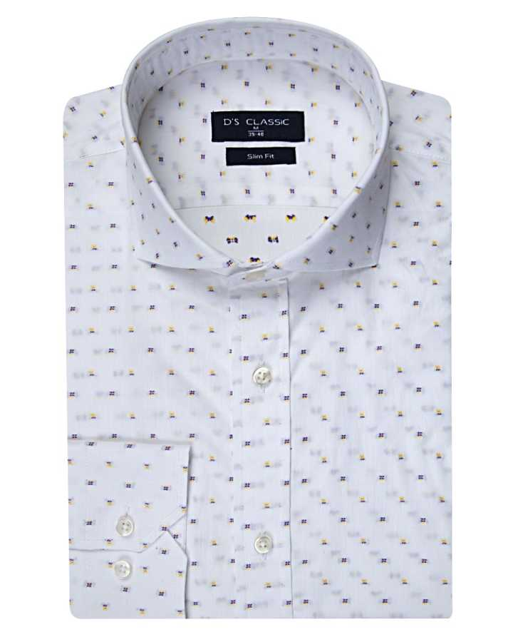 DS DAMAT SHIRT (Slim Fit)