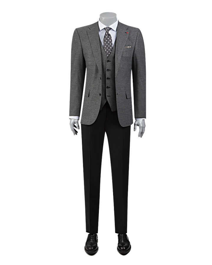 D'S Damat Combined Suit | Regular Fit