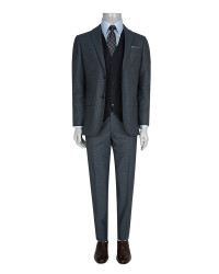 DS DAMAT - DS DAMAT THREE PIECES SUIT (Regular Fit)