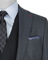 DS DAMAT THREE PIECES SUIT (Regular Fit) - Thumbnail