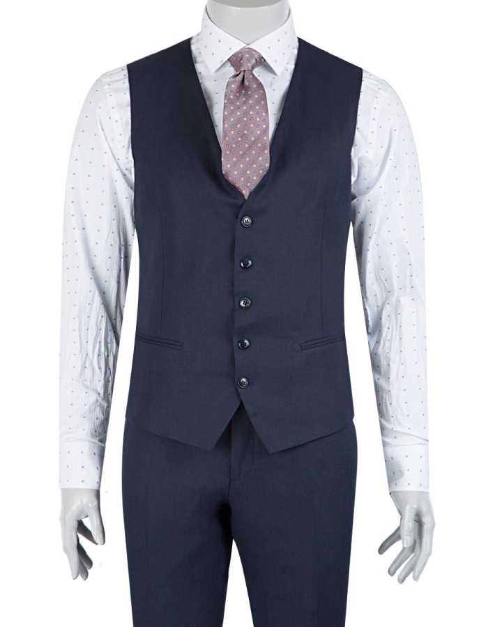 D'S Damat Combined Suit | Slim Fit