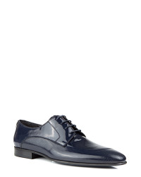 DS DAMAT - D'S Damat Navy Blue Tuxedo Shoes