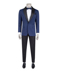 DS DAMAT - D'S Damat Tuxedo Suit | Slim Fit