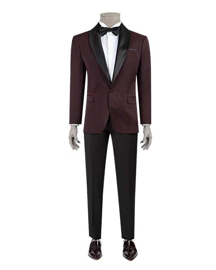 D'S Damat Tuxedo Suit | Slim Fit