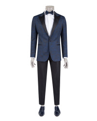 DS DAMAT SMOKİN SUIT (Slim Fit) - Thumbnail