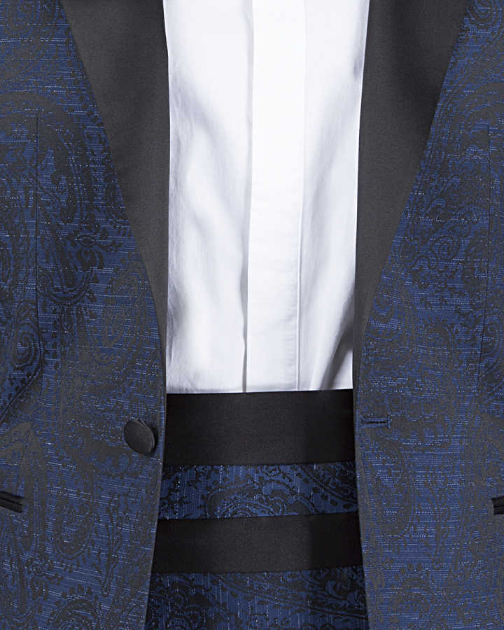 DS DAMAT SMOKİN SUIT (Slim Fit)