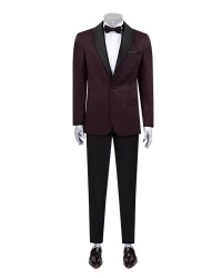 DS DAMAT - DS DAMAT SMOKİN SUIT (Slim Fit)