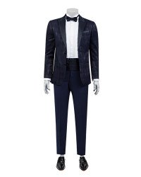 DS DAMAT - DS DAMAT CEREMONY SUIT (Slim Fit)