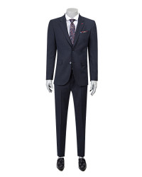 DS DAMAT - D'S Damat Lined Suit | Regular Fit