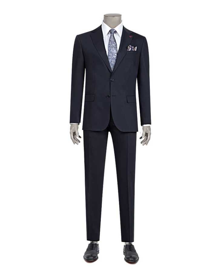 D'S Damat Travel Suit | Slim Fit