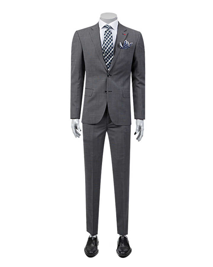 D'S Damat Suit | Slim Fit