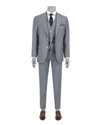 DS DAMAT - D'S Damat Vest Suit | Slim Fit