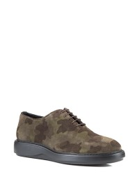 TWN - TWN Camouflage Pattern Shoes