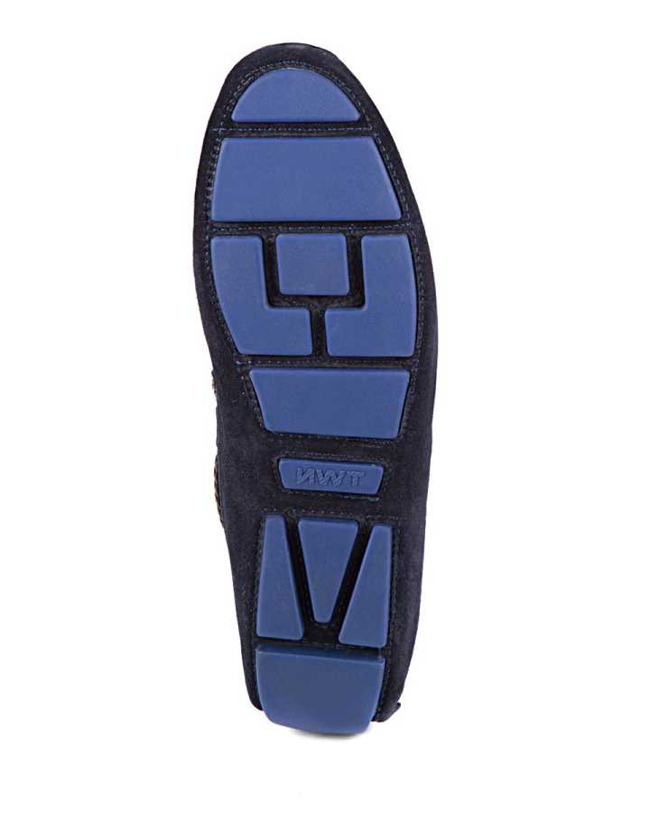 Twn Shoes Navy Blue