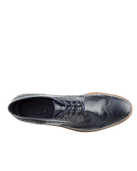 Twn Shoes Navy Blue - Thumbnail