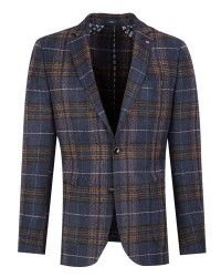 TWN - Twn Patterned Jacket | Slim Fit