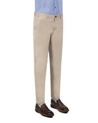 TWN - TWN Beige Chino Trousers | Slim Fit