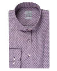 TWN - TWN Burgundy Shirt | Slim Fit