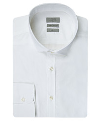 TWN - TWN White Shirt | Slim Fit