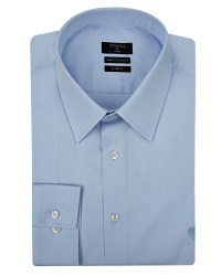 TWN - Twn Blue Shirt | Slim Fit