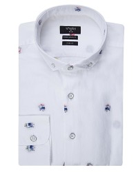 TWN SHIRT (Slim Fit) - Thumbnail