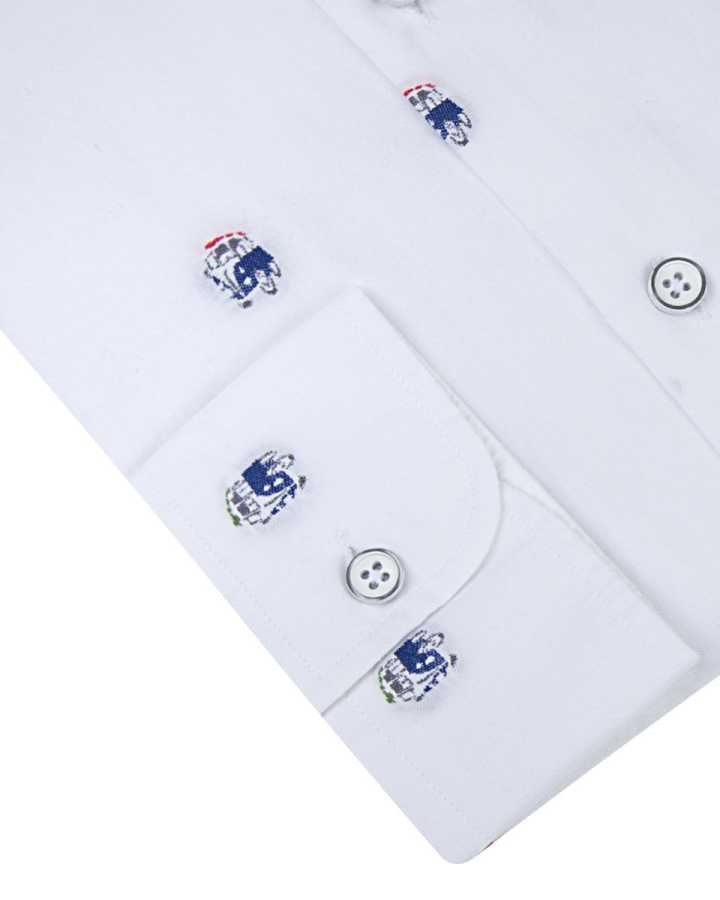 TWN SHIRT (Slim Fit)