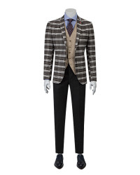 TWN - Twn Combined Suit | Slim Fit