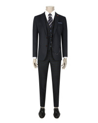 TWN - TWN THREE PIECES SUIT (Slim Fit)
