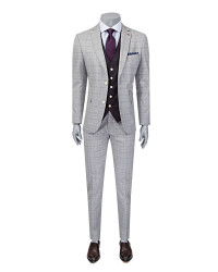 TWN - Twn Suit with Vest | Super Slim Fit