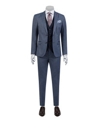 TWN - TWN THREE PIECES SUIT (Super Slim Fit)