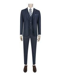 TWN - Twn Suit Navy Blue | Super Slim Fit