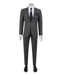 TWN - Twn Anthracite Suit | Slim Fit
