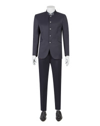 TWN - Twn Mandarin Collor Suit | Slim Fit