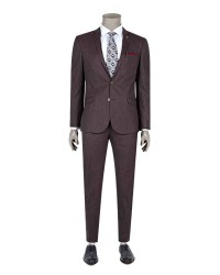 TWN - TWN Patterned Suit | Super Slim Fit