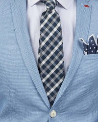 Twn Blue Suit | Super Slim Fit - Thumbnail