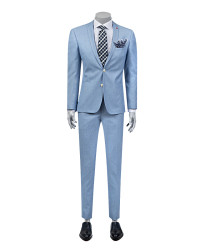 TWN - Twn Blue Suit | Super Slim Fit