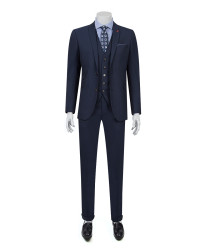 TWN - Twn Suit with Vest | Slim Fit