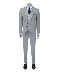 TWN - Twn Vest Suit | Super Slim Fit